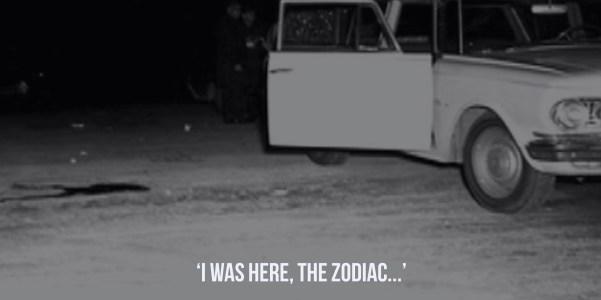 VOCABULARY: 'I Was Here, The Zodiac….'
