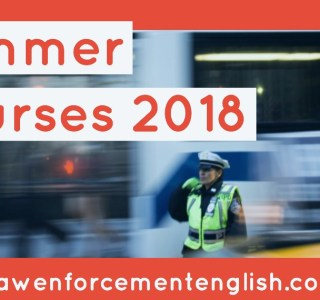 Updates on our 2018 Summer Courses