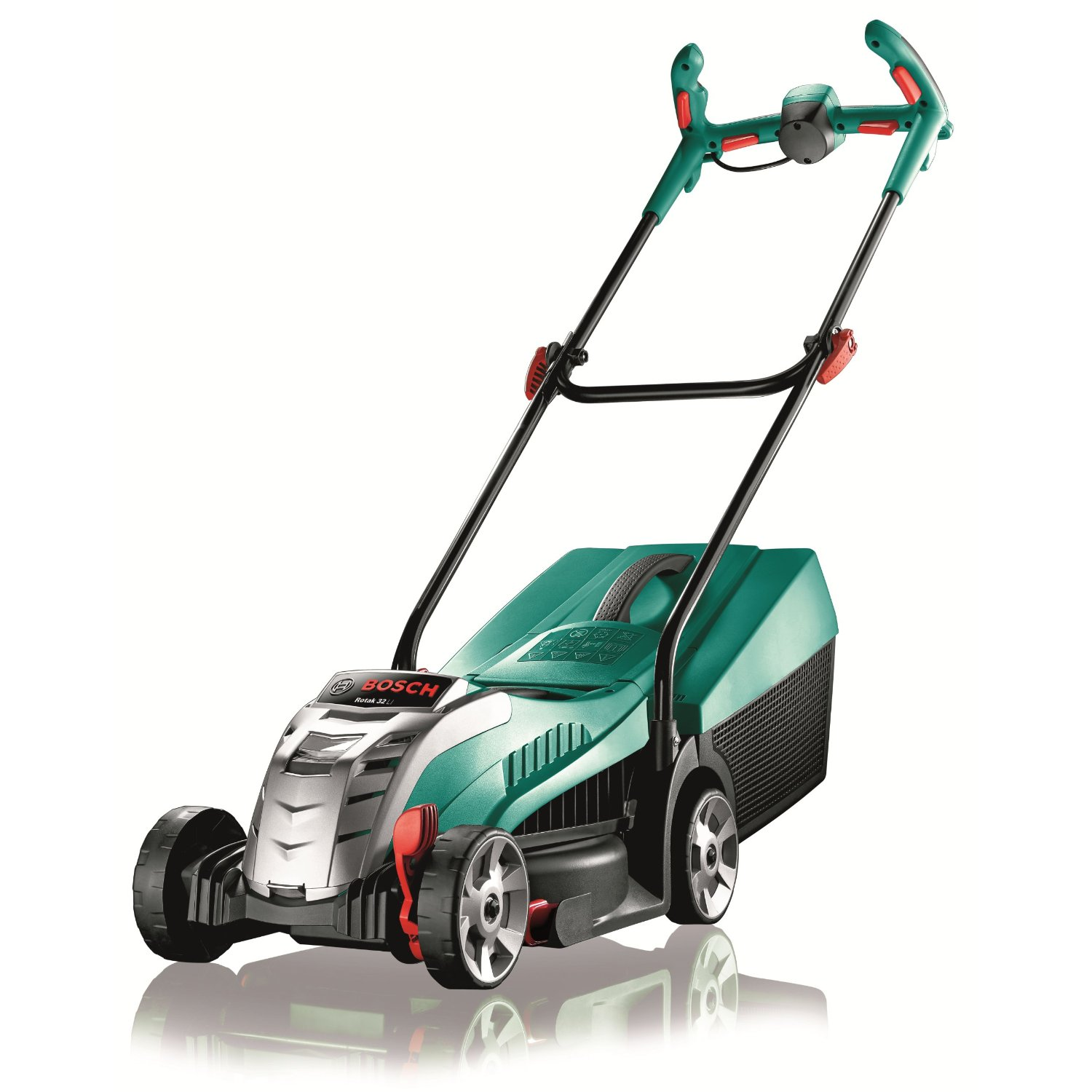 Bosch Flex Bosch Rotak 32 Li Ergo Flex Lawnmower Buy Online