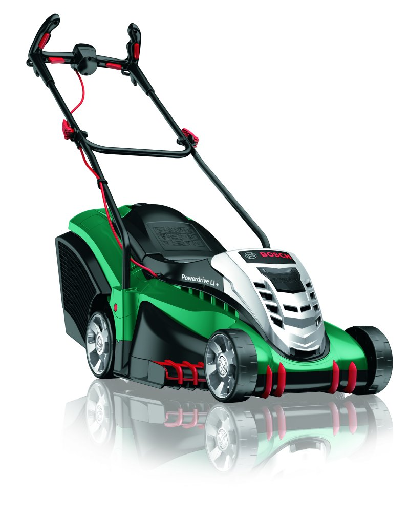 Bosch Flex Bosch Rotak 43 Li 2 Ergo Flex Lawnmower Buy Online