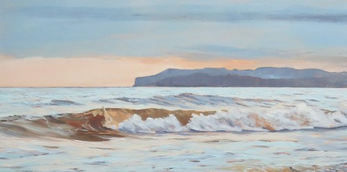 Sidmouth Waves Westward cameo by Lawrence Dyer co uk LDSWW2015CAM