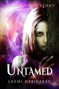 Updated Untamed by Laxmi Hariharan