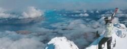 Menikmati Salju di Selandia Baru