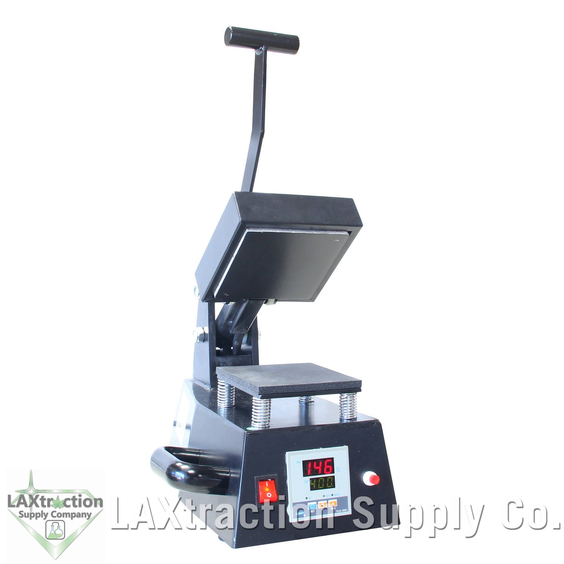 Sublimation Press Digital Heat Press 5x5 Rosin Sublimation Press Single Heater