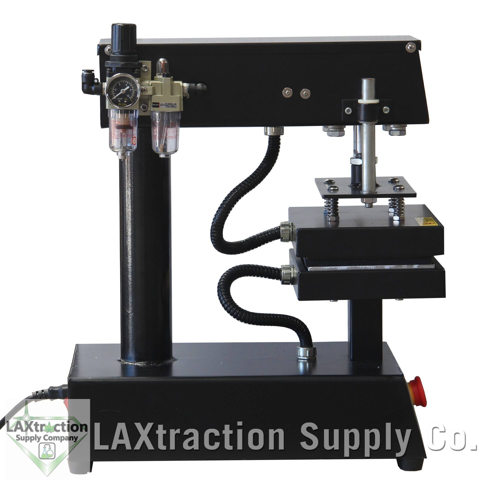 Sublimation Press Digital Pneumatic Heat Press 8x6 Rosin Sublimation Press