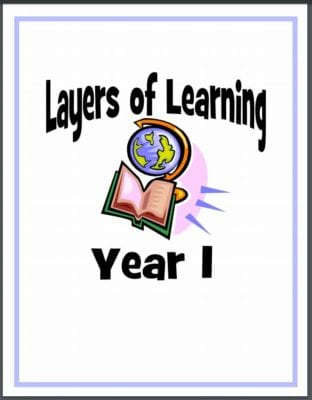 Printable Book Covers and Spines - Layers of Learning