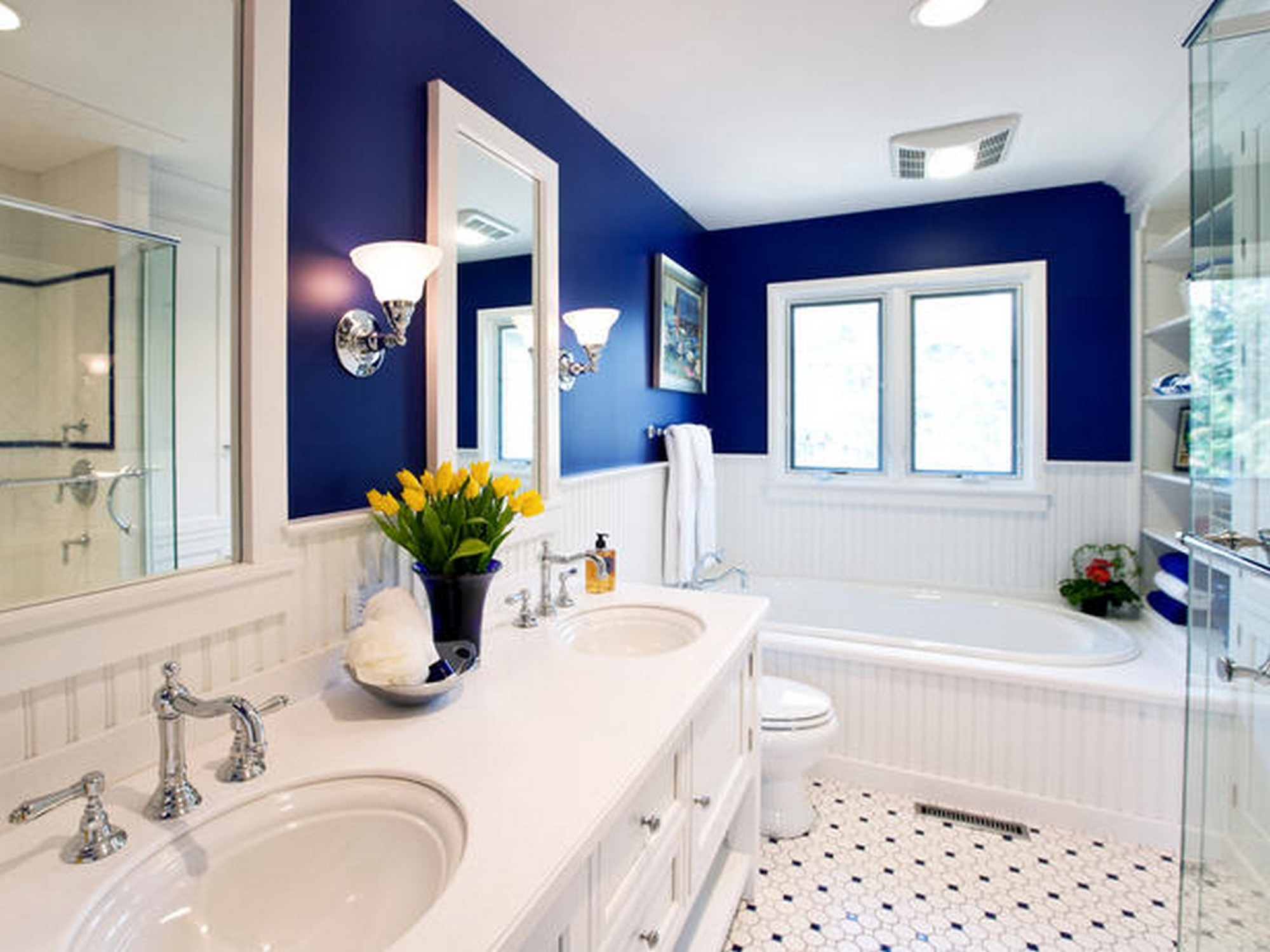 Different Stunning Colors For Small Bathroom Ideas Layjao