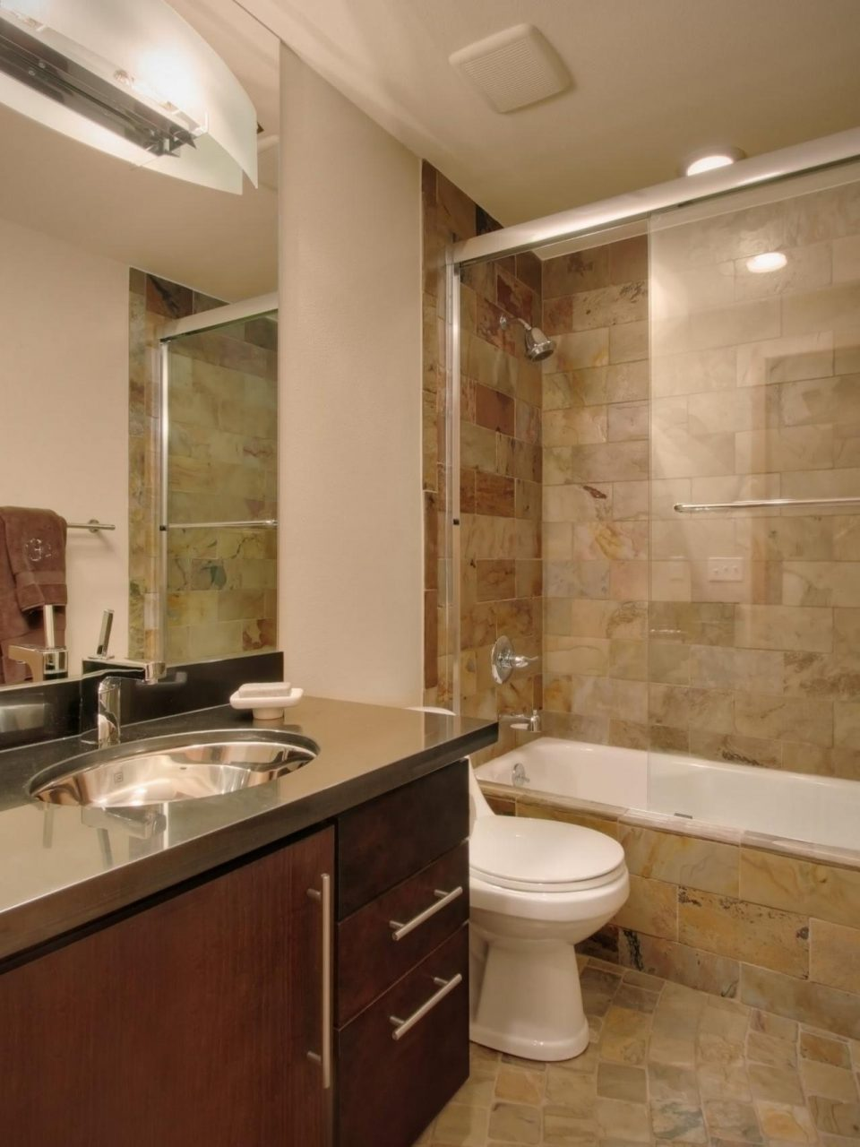 Bathroom Ideas Earth Tones Home Decor Interior Design