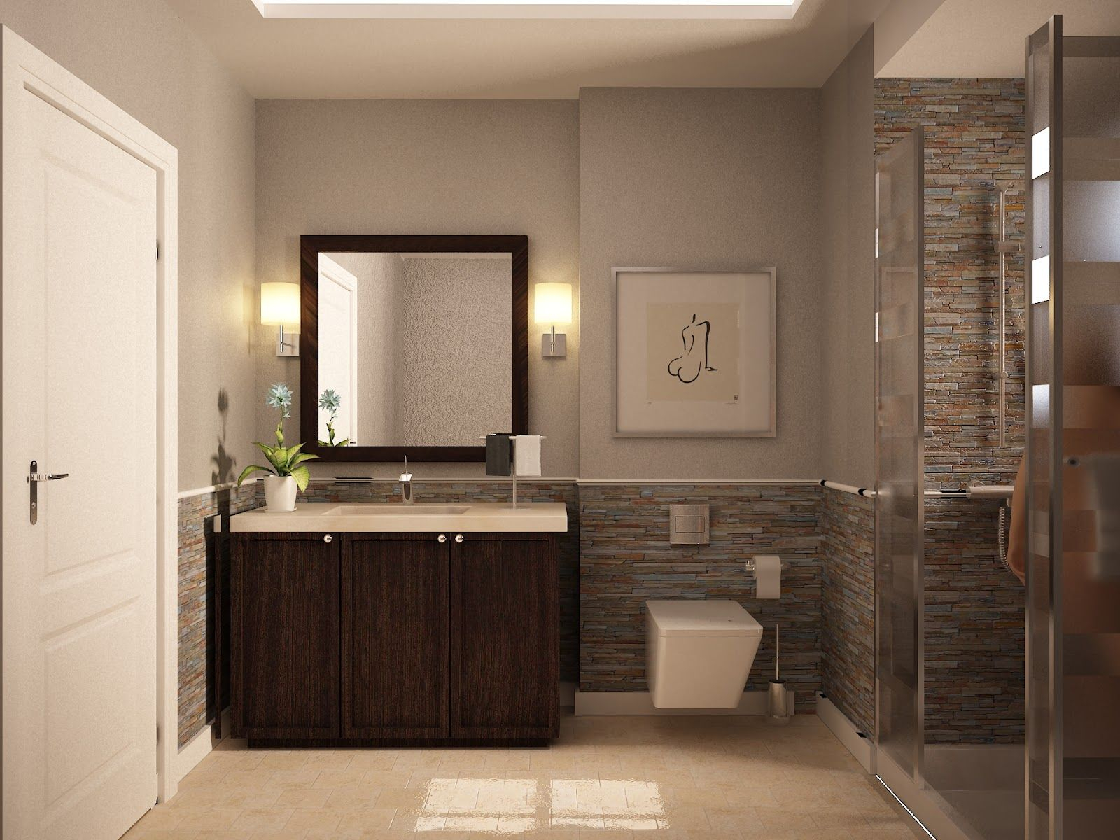 Best Bathroom Paint Colors Elegant Small Bathroom Color Schemes Layjao