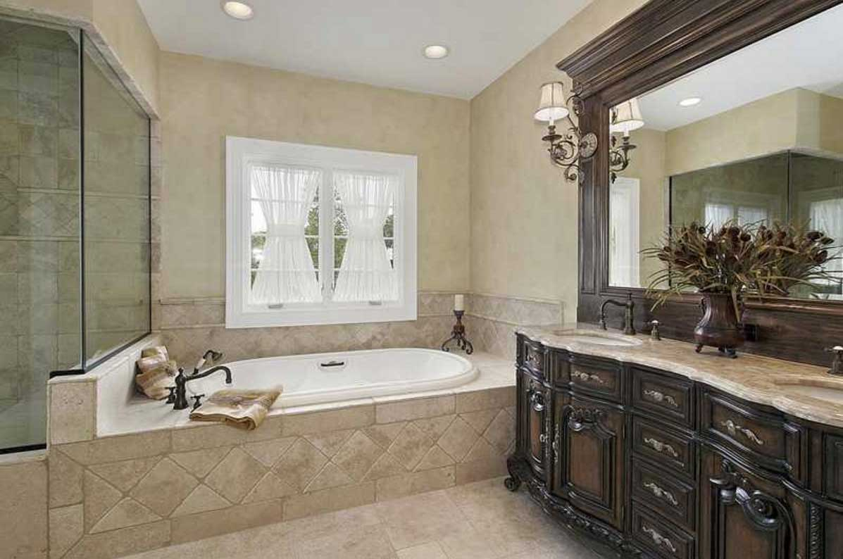 Small Master Bathroom Remodel Design Awesome Small Master Bathroom Layjao