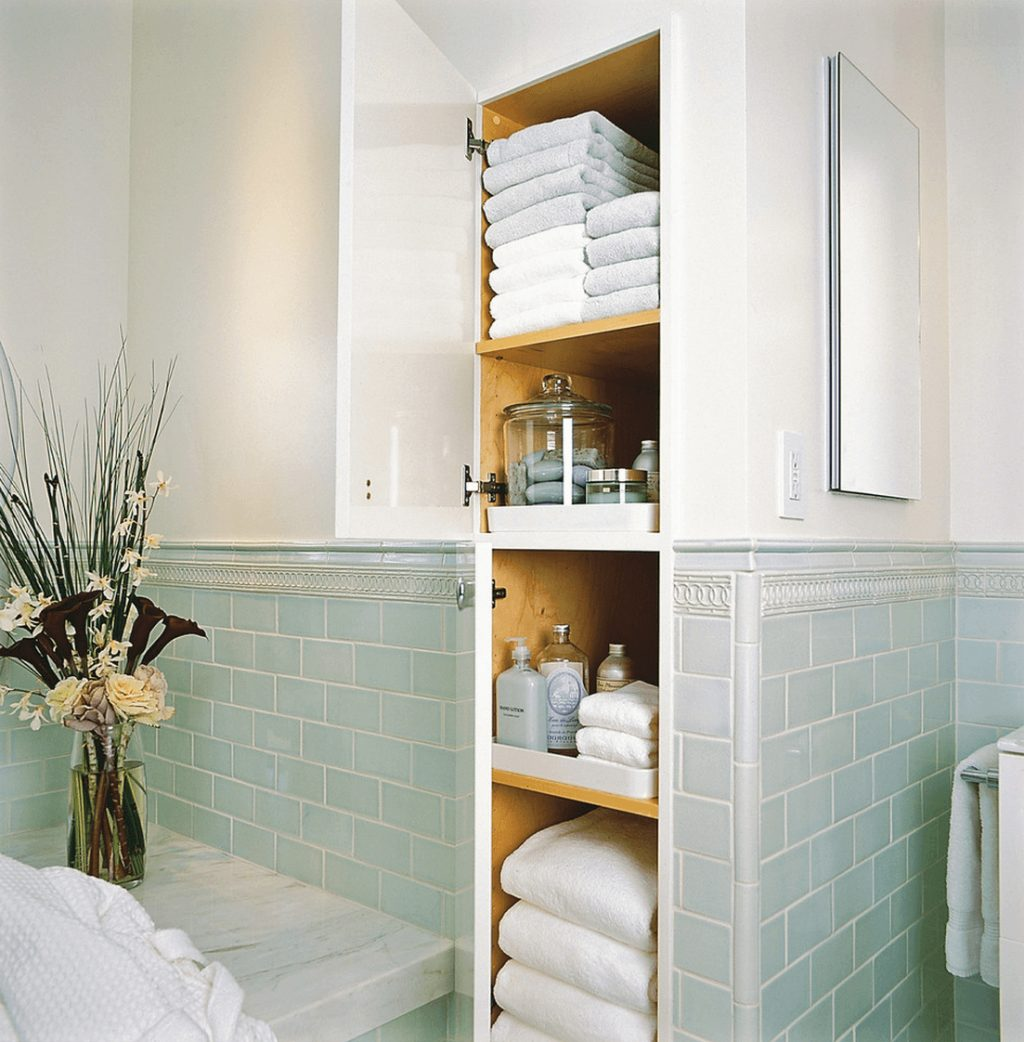 44 Best Small Bathroom Storage Ideas And Tips For 2019 Layjao