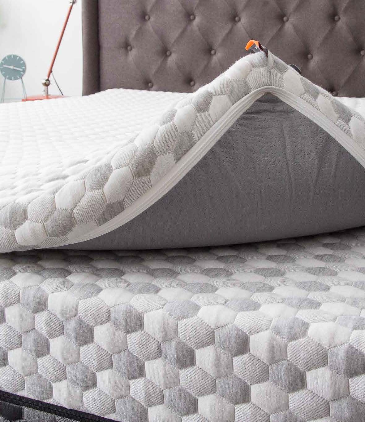 Extra Firm Mattress Topper Copper Mattress Topper A Cooling Memory Foam Topper Layla Sleep