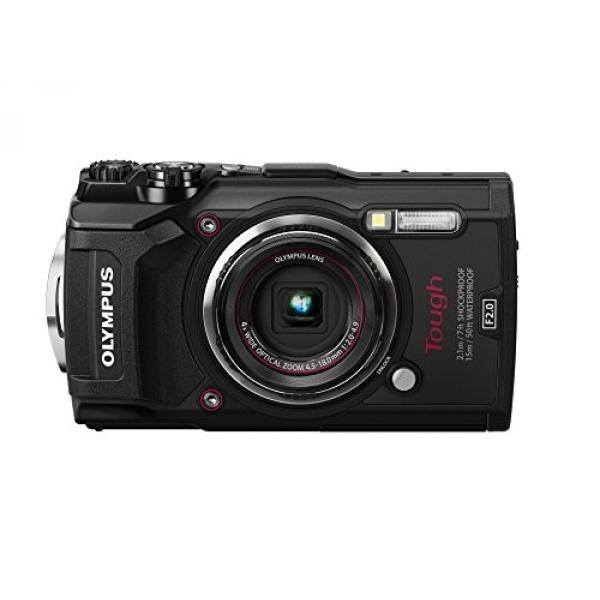 GPL/ Olympus TG-5 Waterproof Camera with 3-Inch LCD, Black