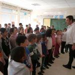 spectacle chorale inter établissements de la ville d'Auch