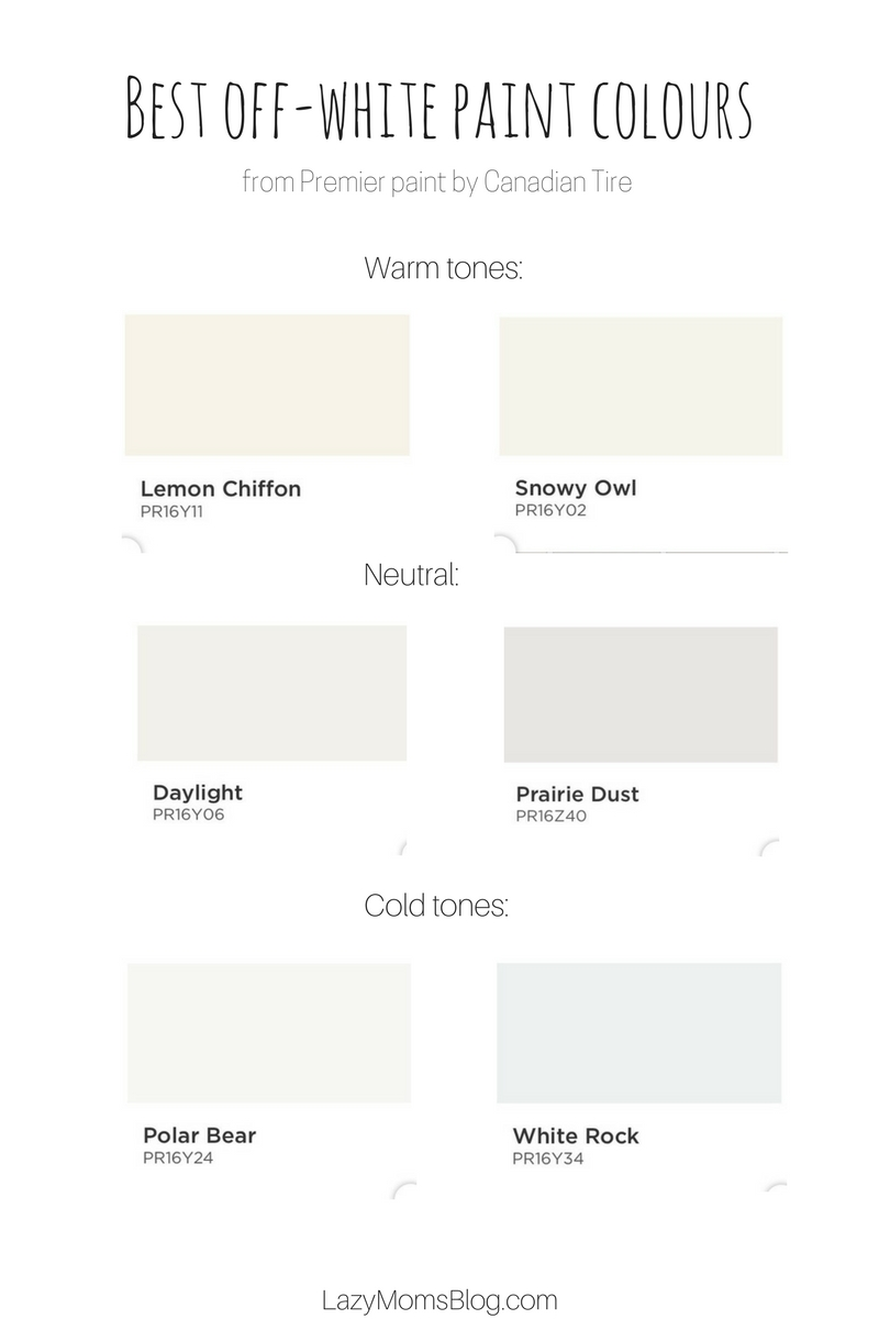 3 Tips For Choosing The Best Off White Paint Joanna Anastasia
