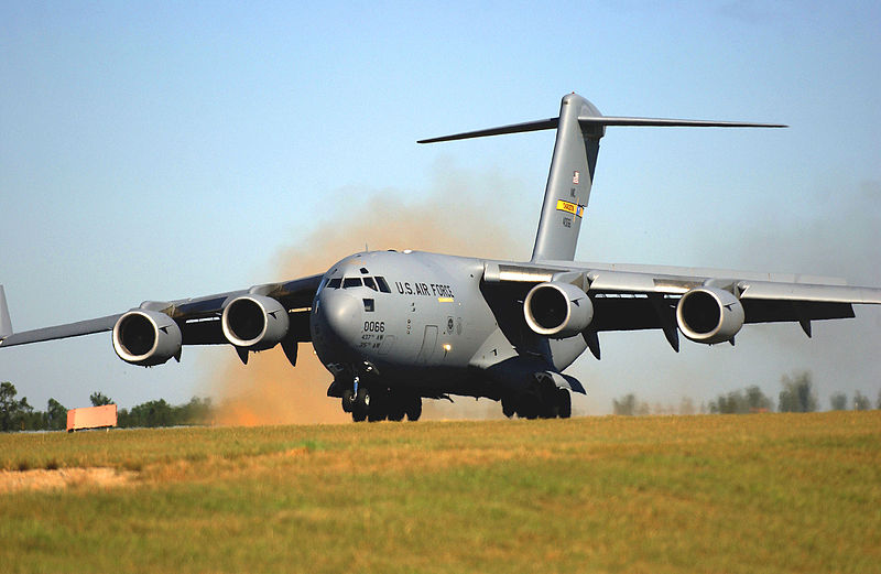Long Beach Boeing Delivers Final C-17 Cargo Plane to US Military
