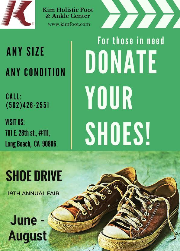 Donate Your Gently Used Shoes to One of Long Beach\u0027s Biggest Shoe