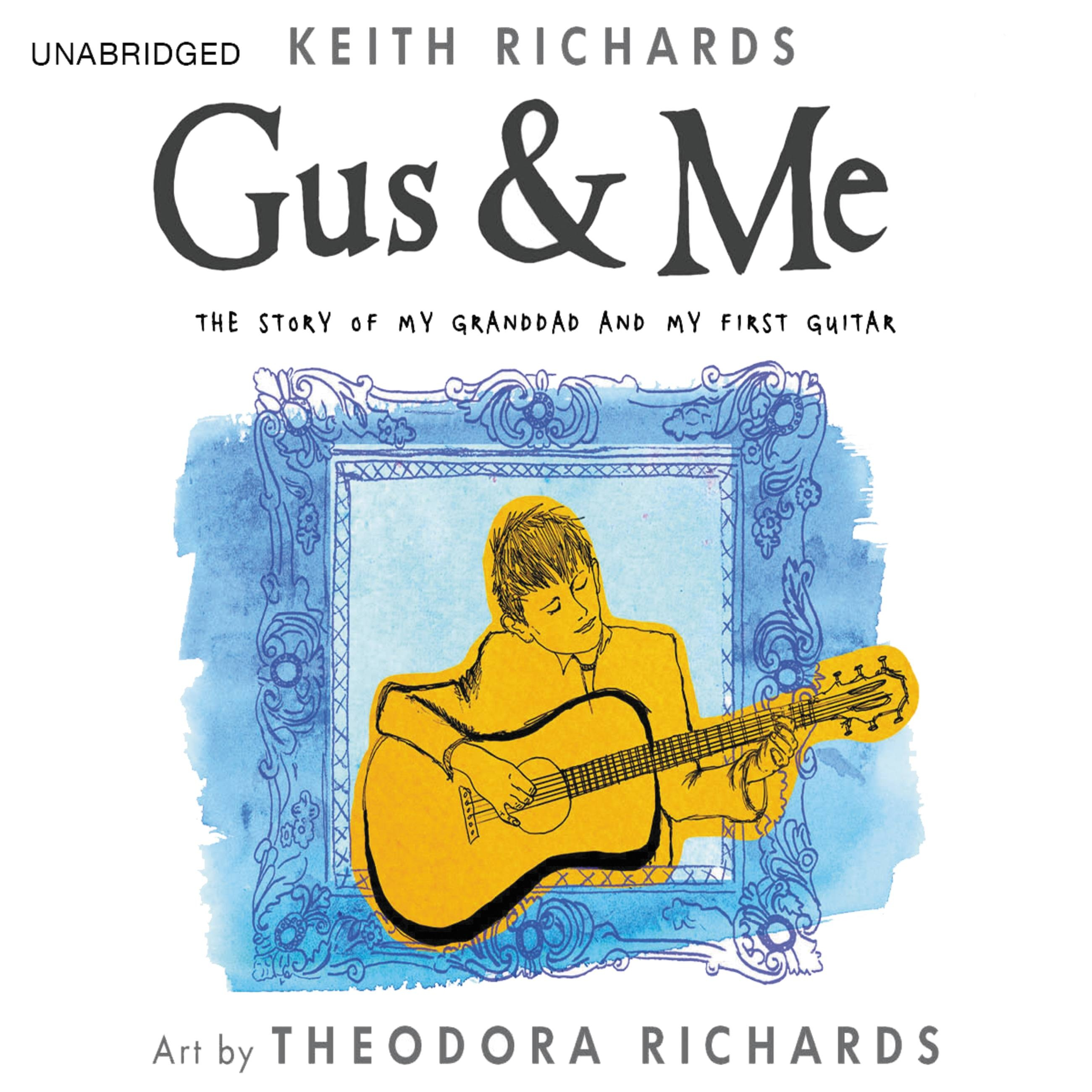 Libro De Keith Richards Gus Me