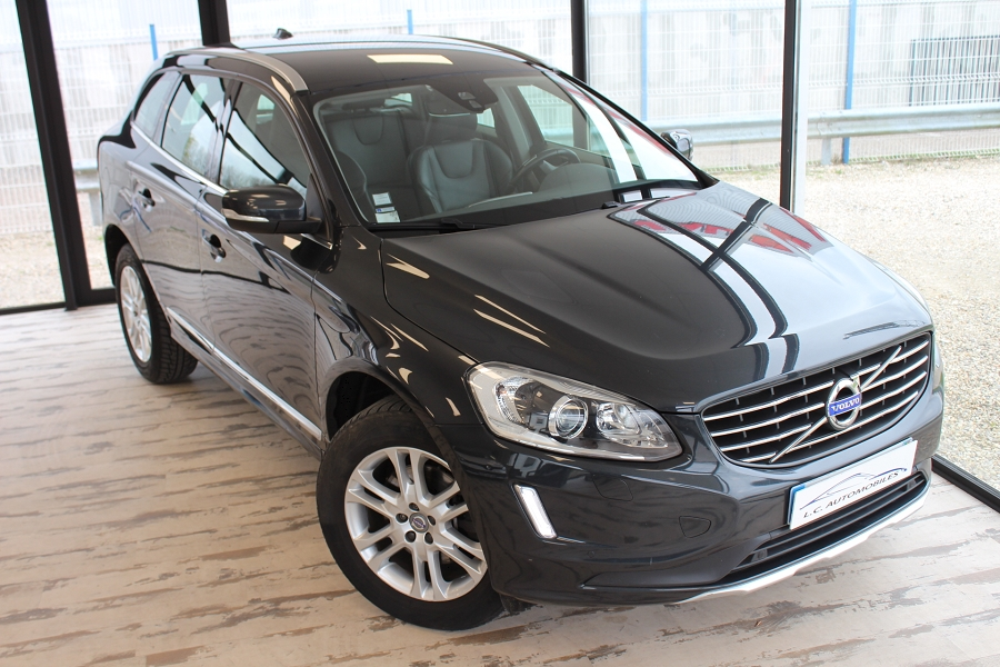 Xc60 Summum Interieur Volvo Xc60 D4 181ch Summum Geartronic