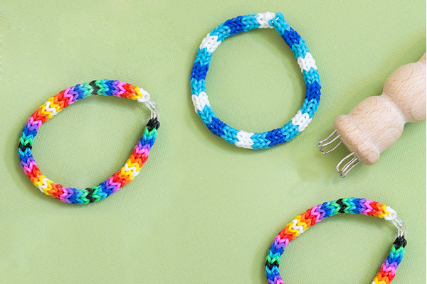 8 Easy Must Do Rubber Band Crafts For Kids Pandahallcom