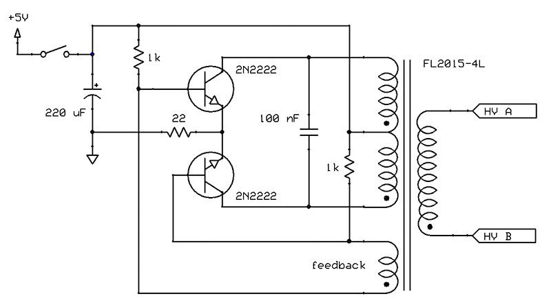 ccfl inverter wiring diagram