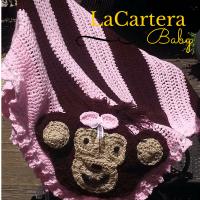 Monkey Business- Crochet Blanket Tutorial with Crochet Monkey Applique
