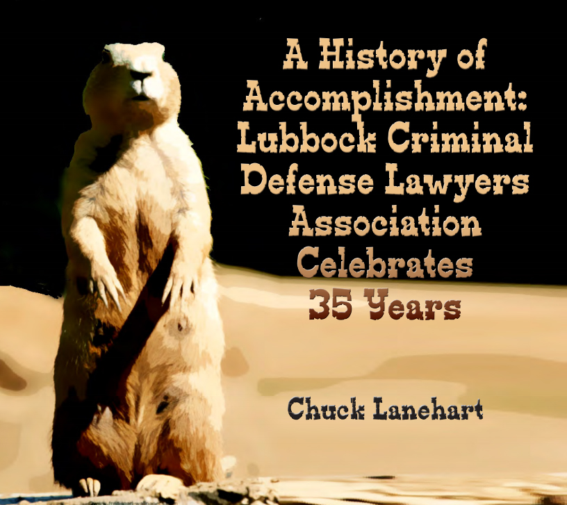 LCDLA history - Chuck Lanehart