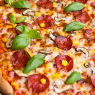 Pizza rodeo LCHF