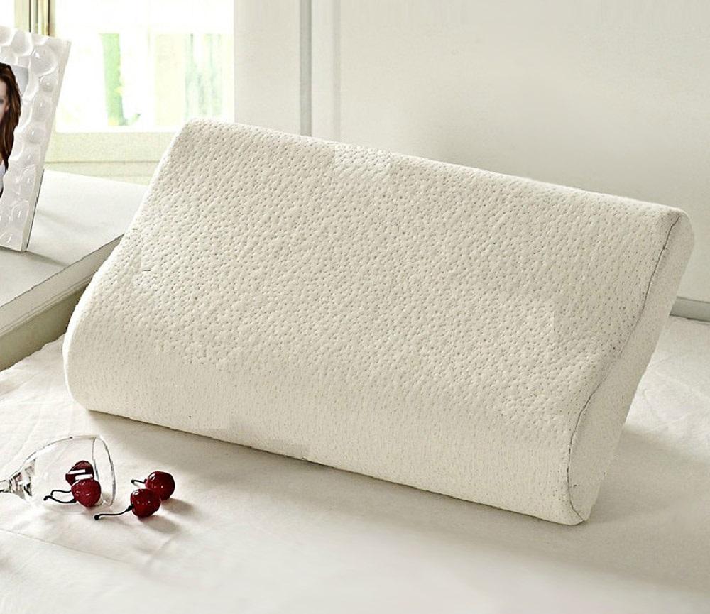 Neck Support Memory Foam Pillow