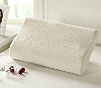 Neck Support Memory Foam Pillow - Life Changing Products