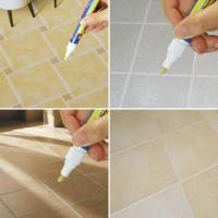Grout Pen-Ceramic Grout & Tile Marker Pen Paint Grout