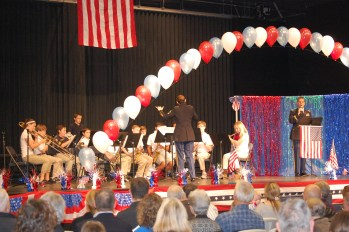 Band - Veterans Day 2