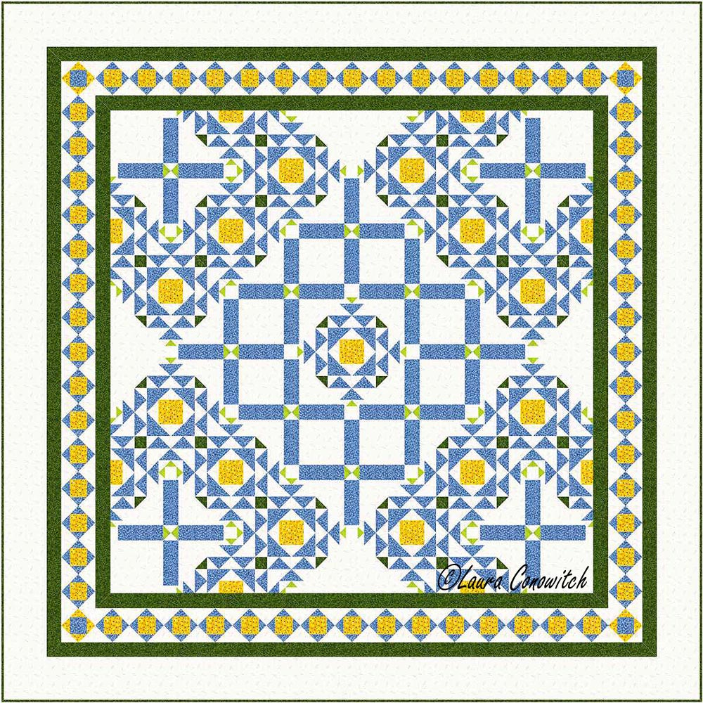 Free Lighthouse Quilt Block Patterns : Lighthouse Quilt Block LC s Cottage