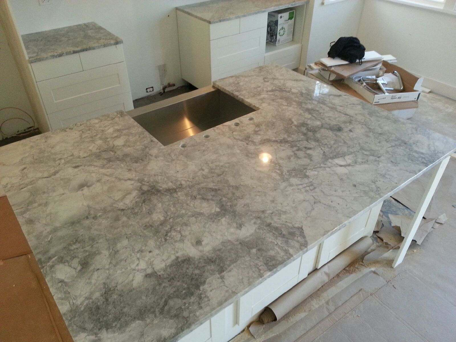 How Much Are Quartz Countertops Installed White Granite Countertops Archives Ldk Countertops