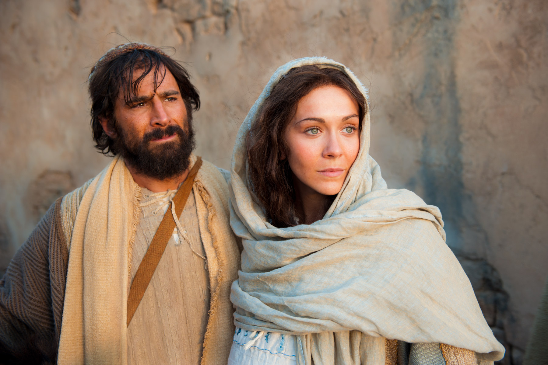 Joseph Und Joseph Mary And Joseph Travel To Bethlehem Mary And Joseph Travel To
