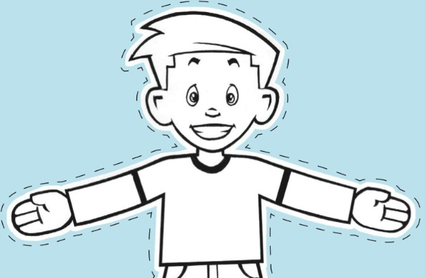 Great ... Flat Missionary   LDS Blogs   Flat Stanley Template ...