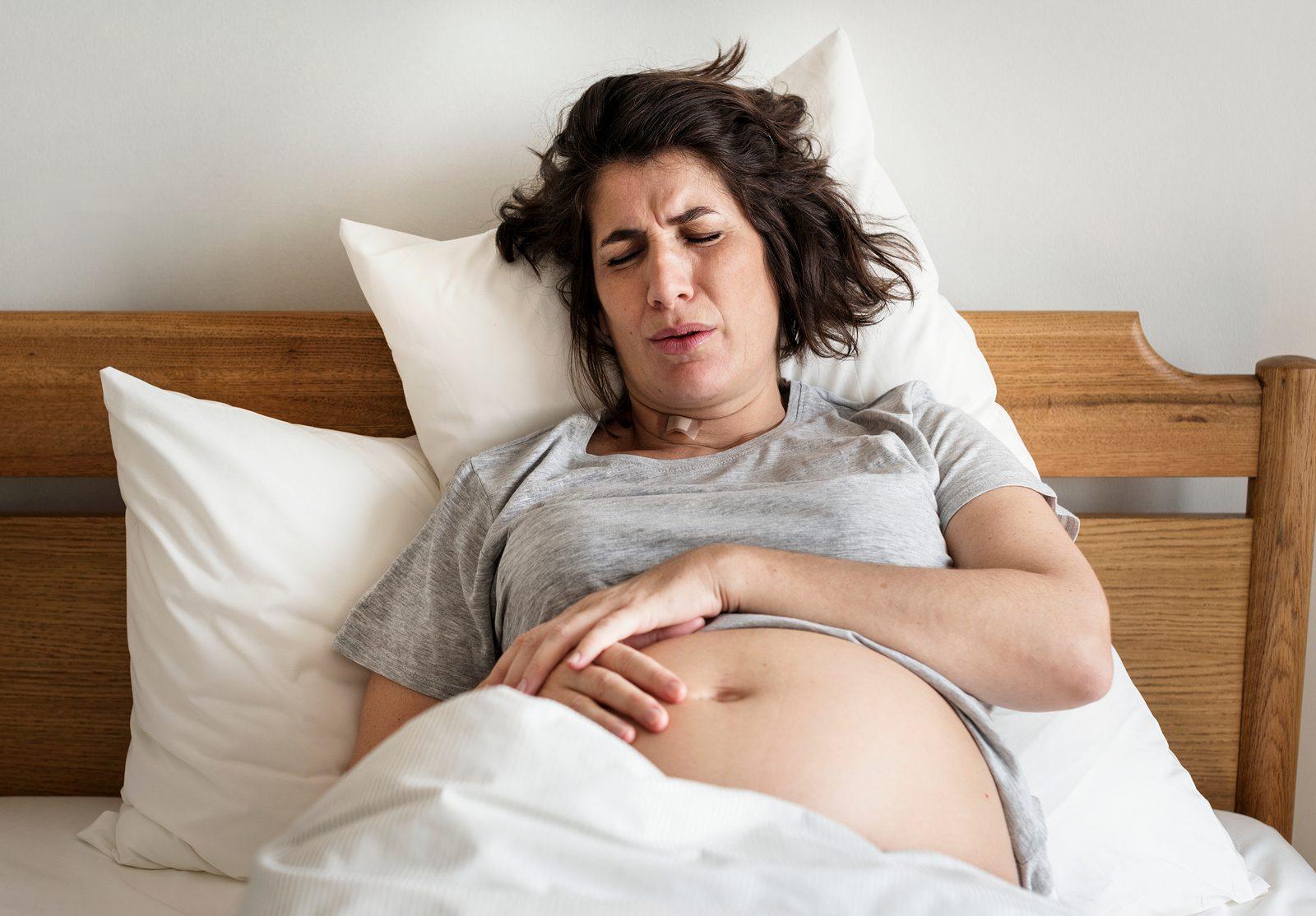 A Pregnancy Adventure Meridian Magazine