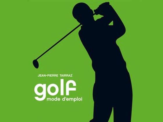 golf mode d'emploi livre
