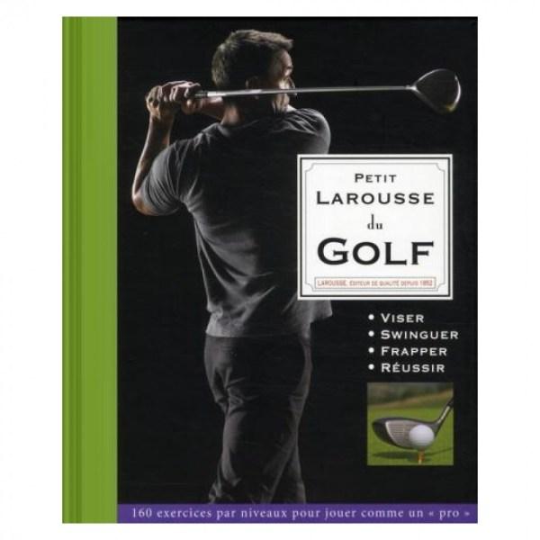 livre larousse golf