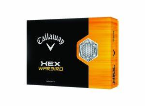 12 balles de golf callaway HEX