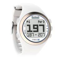 Bushnell Neo XS Montre de golf GPS Blanche