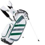 Sac de golf Adidas Clutch Carry Blanc Vert Gris