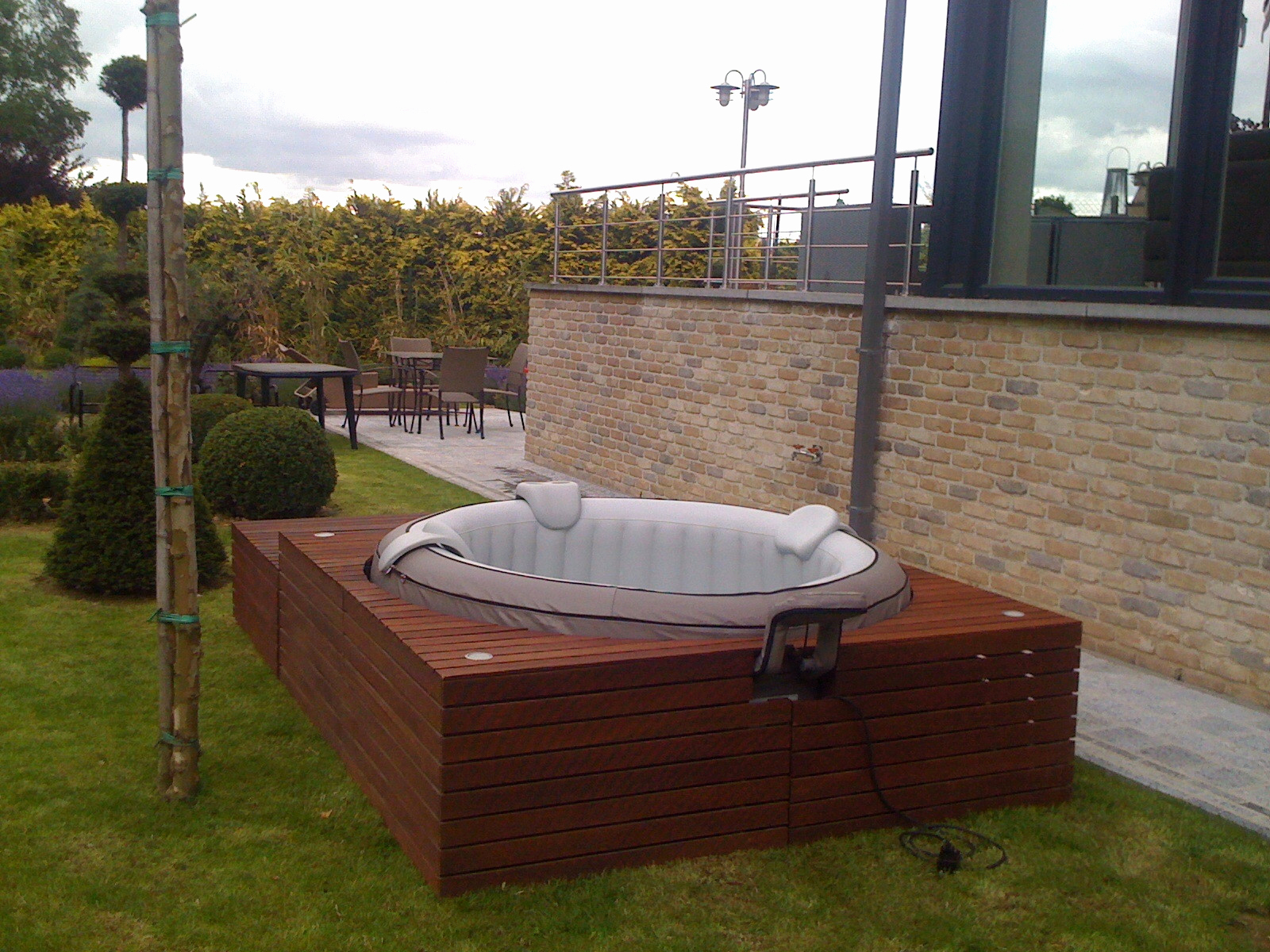 Habillage Pour Spa Gonflable Habillage Pour Spa Gonflable