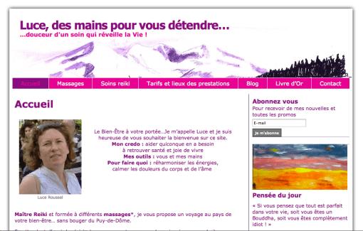 www.luce-roussel.fr