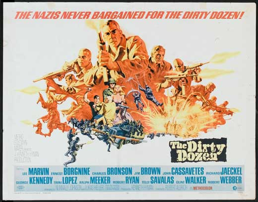 Friday Forgotten Film: The Dirty Dozen (1/5)