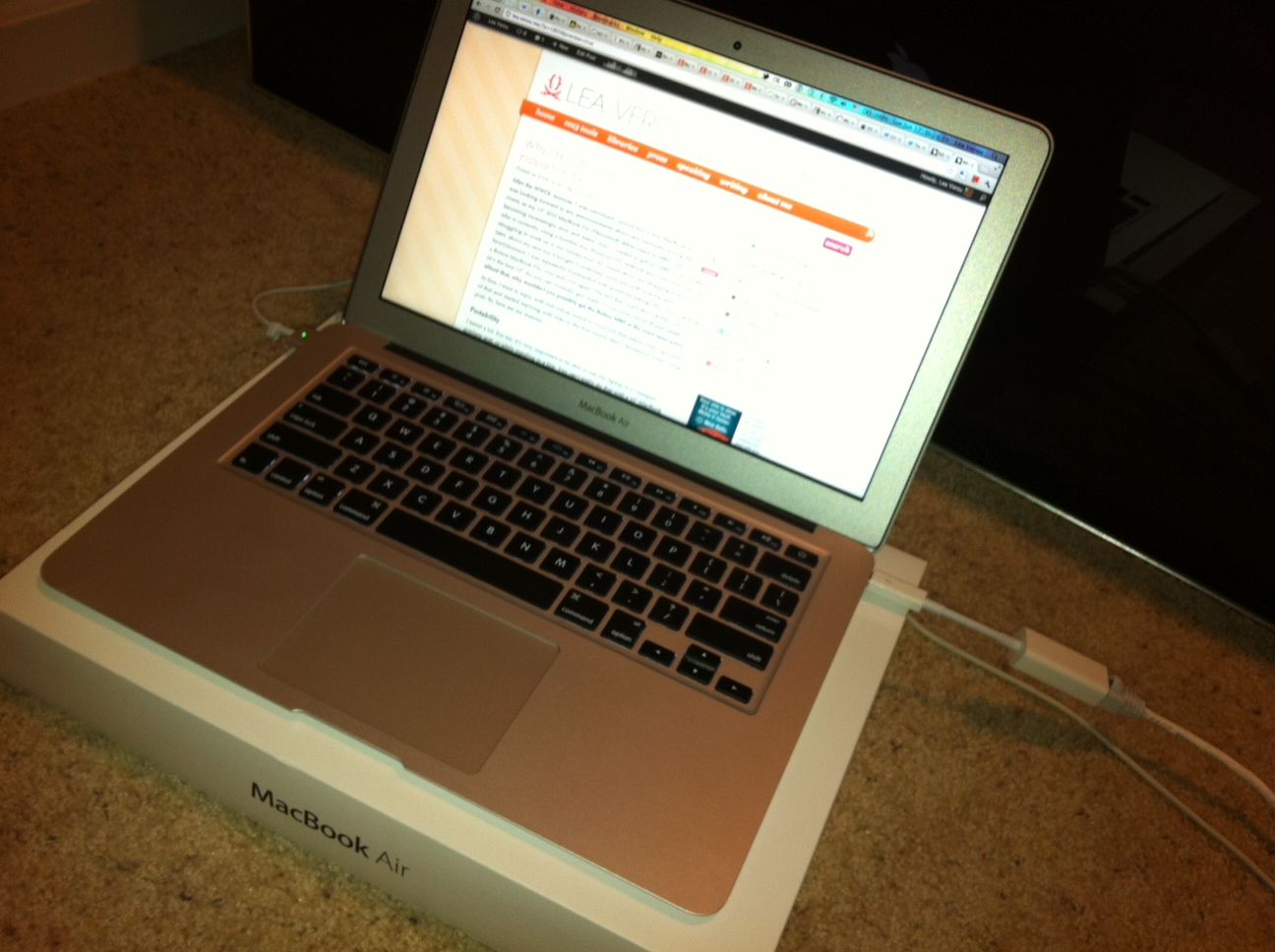 Macbook Air 13 Pro Retina Why I Bought A High End Macbook Air Instead Of The Retina Mbp