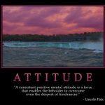 The Right Attitude To Lead