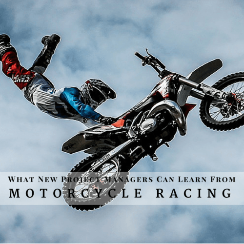 PMs can learn from racing