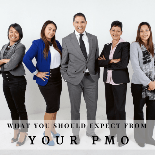 What you should expect from your PMO