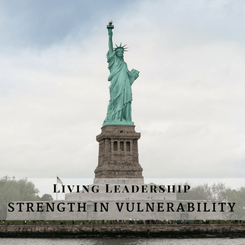 Strength in Vulnerability